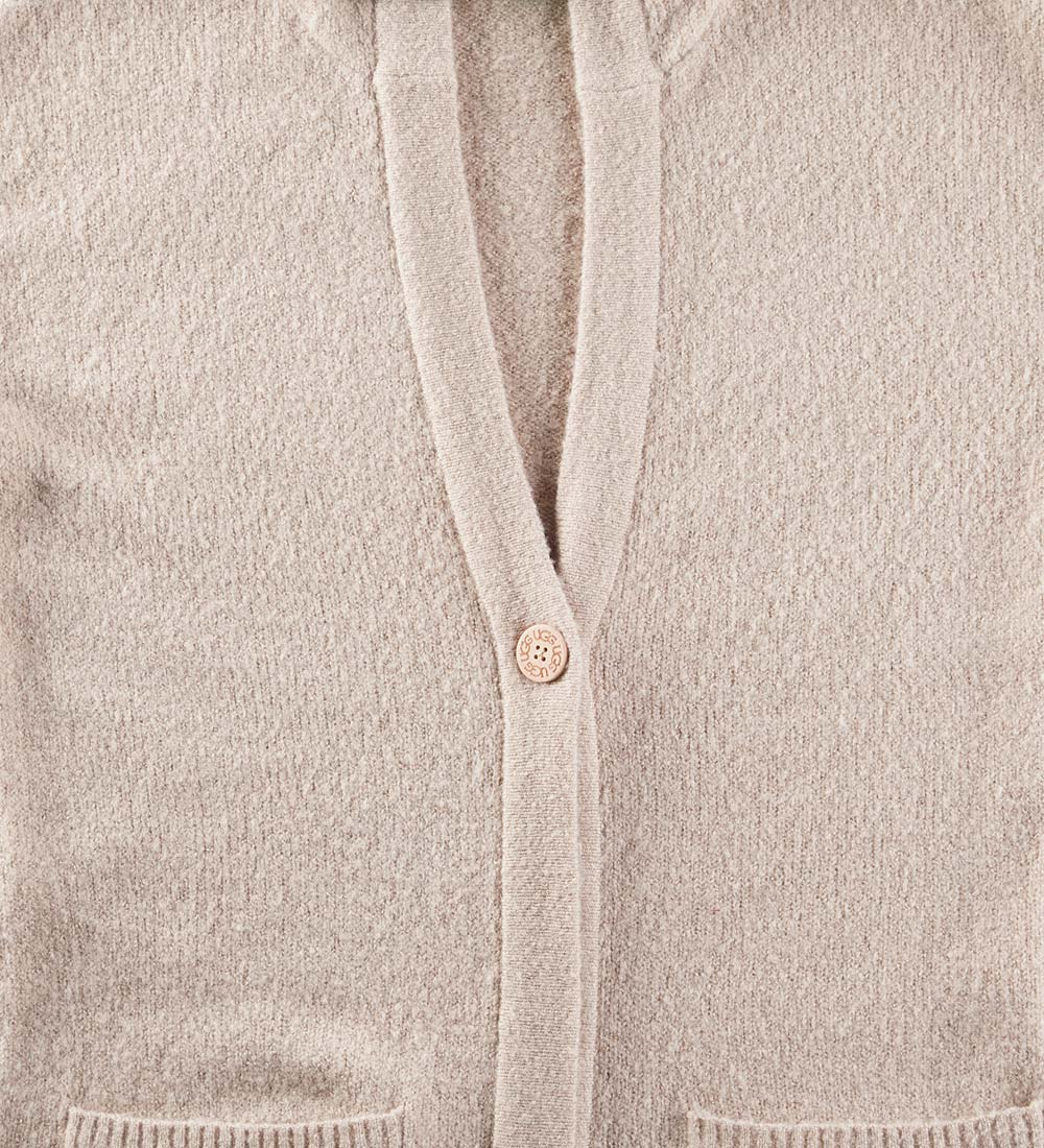 UGG Judith Long Cardigan with Hood
