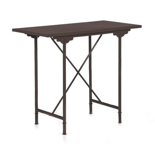 Farmhouse Metal Bar Table