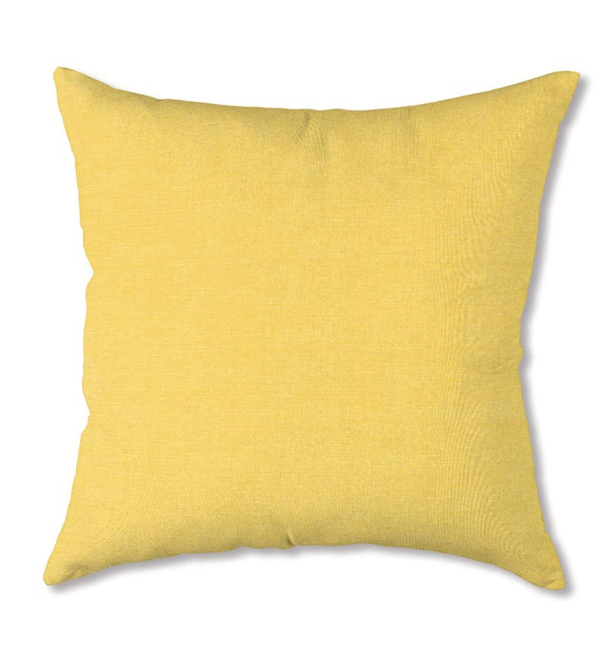 "Sale! Polyester Classic Throw Pillow, 15""sq. x 7"""