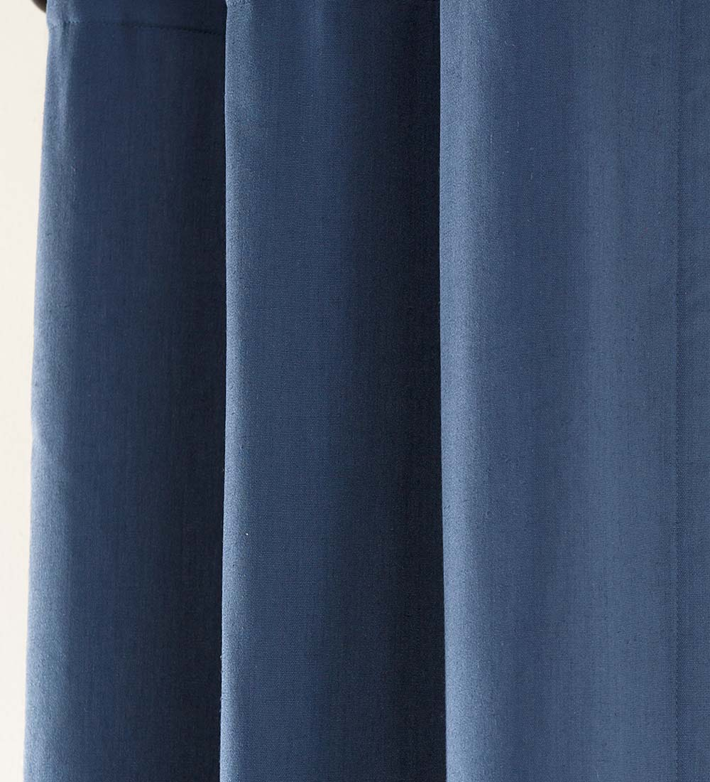 Energy Efficient Grommet-Top Homespun Insulated Curtains