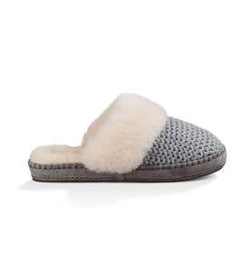 UGG® Women's Aira Knit Scuff Slippers