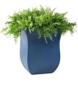 Valencia Planter with Double Wall Design, Short