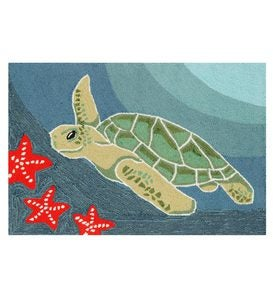 Turtle Indoor/Outdoor Rug