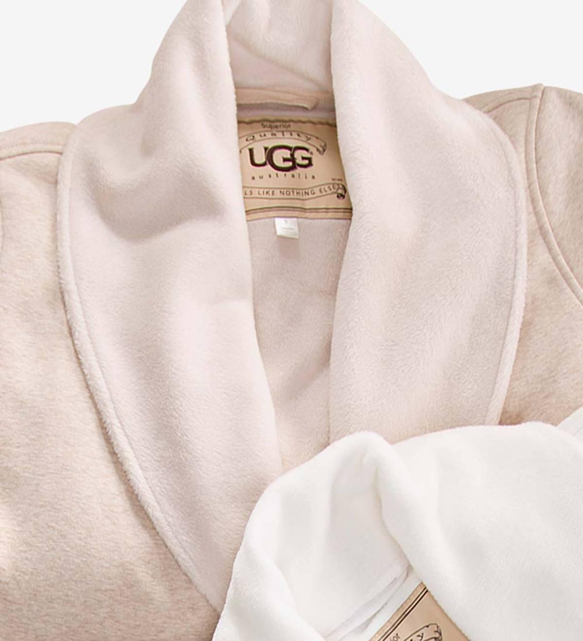 b529838238 UGG® Australia Women s Duffield Robe - Oatmeal Heather ...