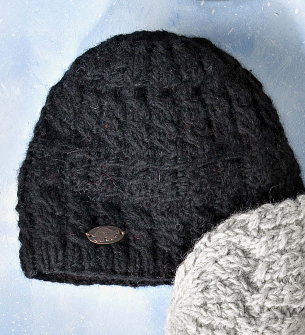 Turtle Fur Wool Mika Beanie