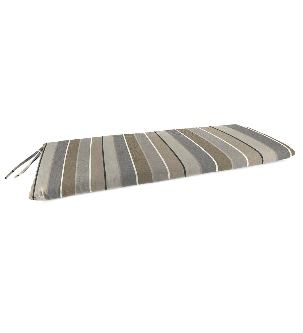 "Sunbrella Classic Swing/Bench Cushion, 48"" x 19"" x 3"" swatch image"