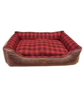 Pendleton Kuddler Pet Bed in Ombre Plaid