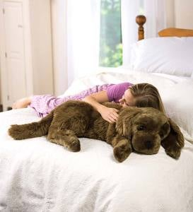 Labrador Retriever Body Pillow