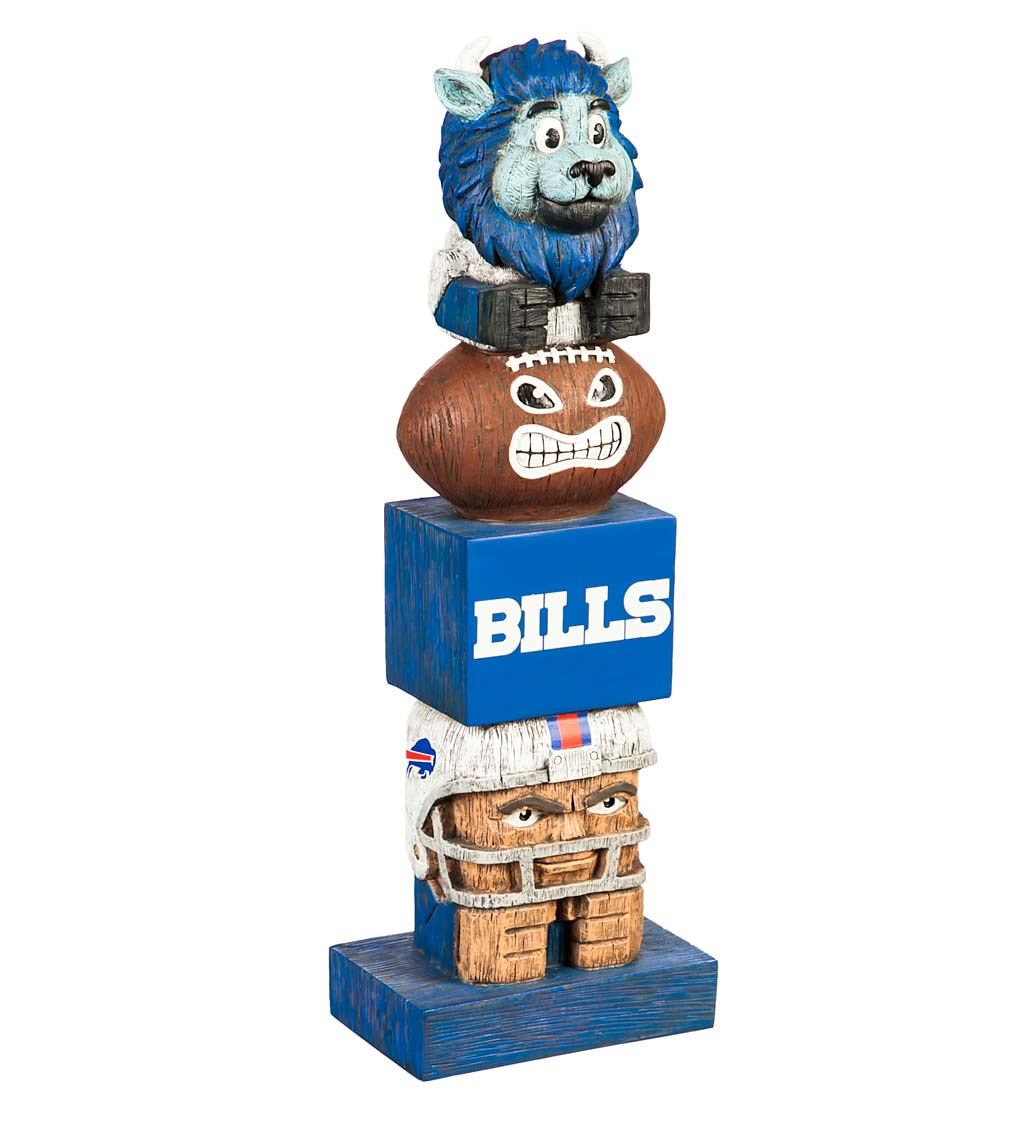 Indoor/Outdoor NFL Team Pride Totem Garden Statue