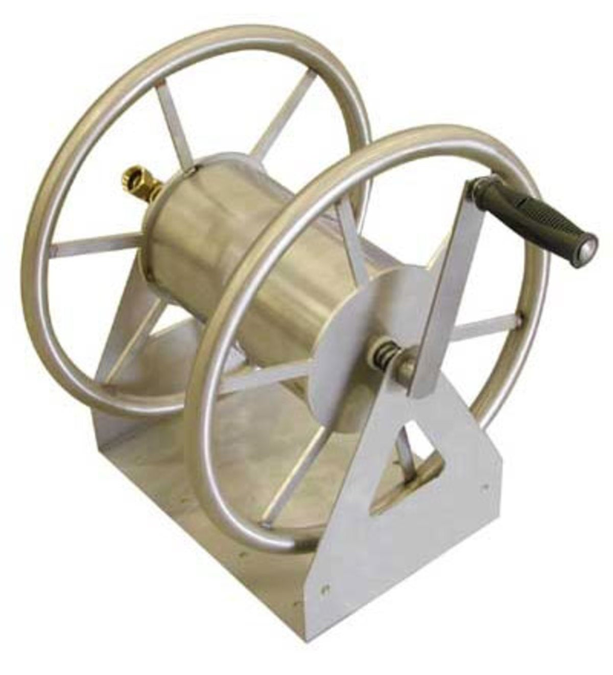 3-in-1 Stainless Steel Hose Reel