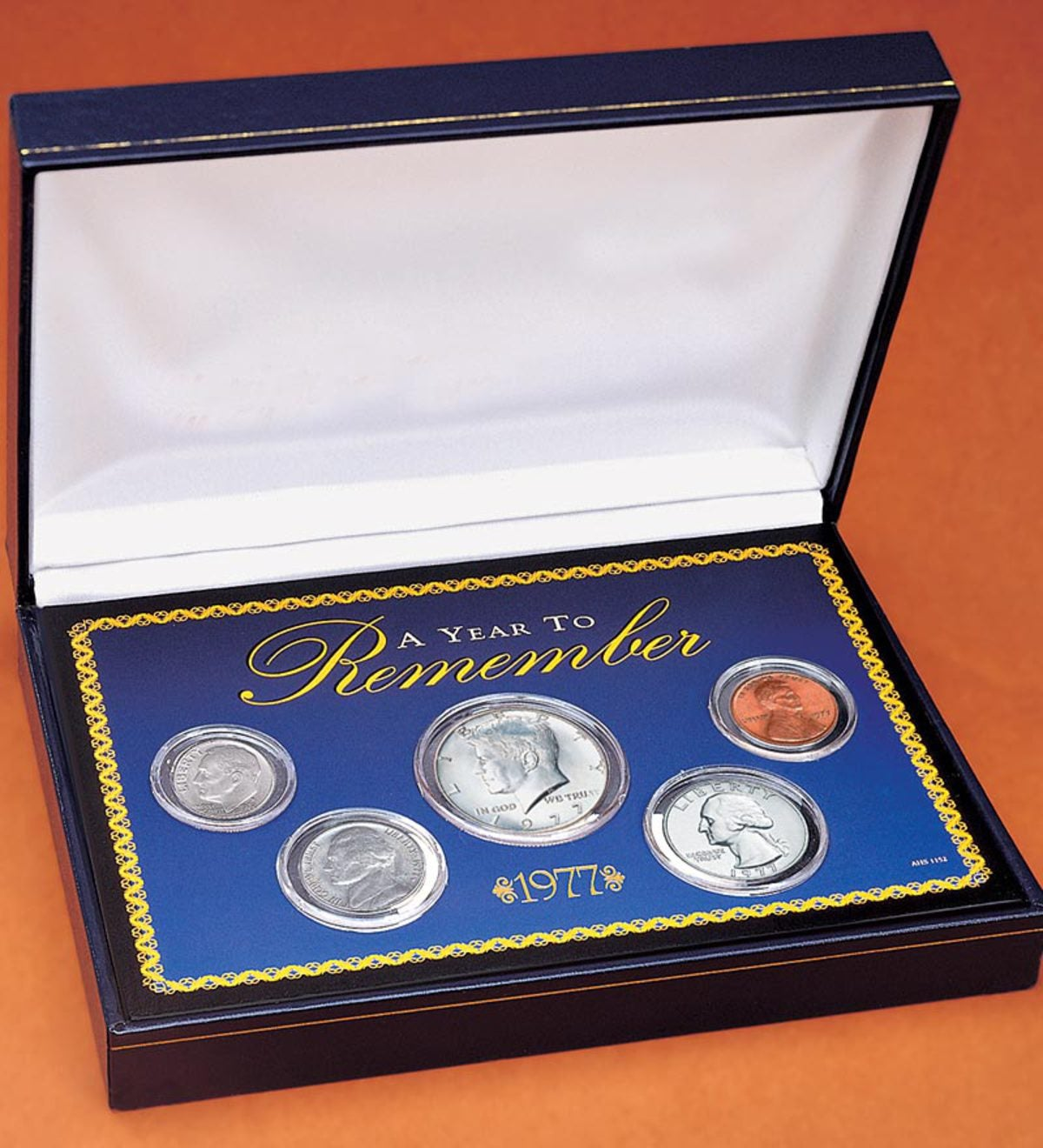A Year To Remember Coin Set, 1965-Current Year