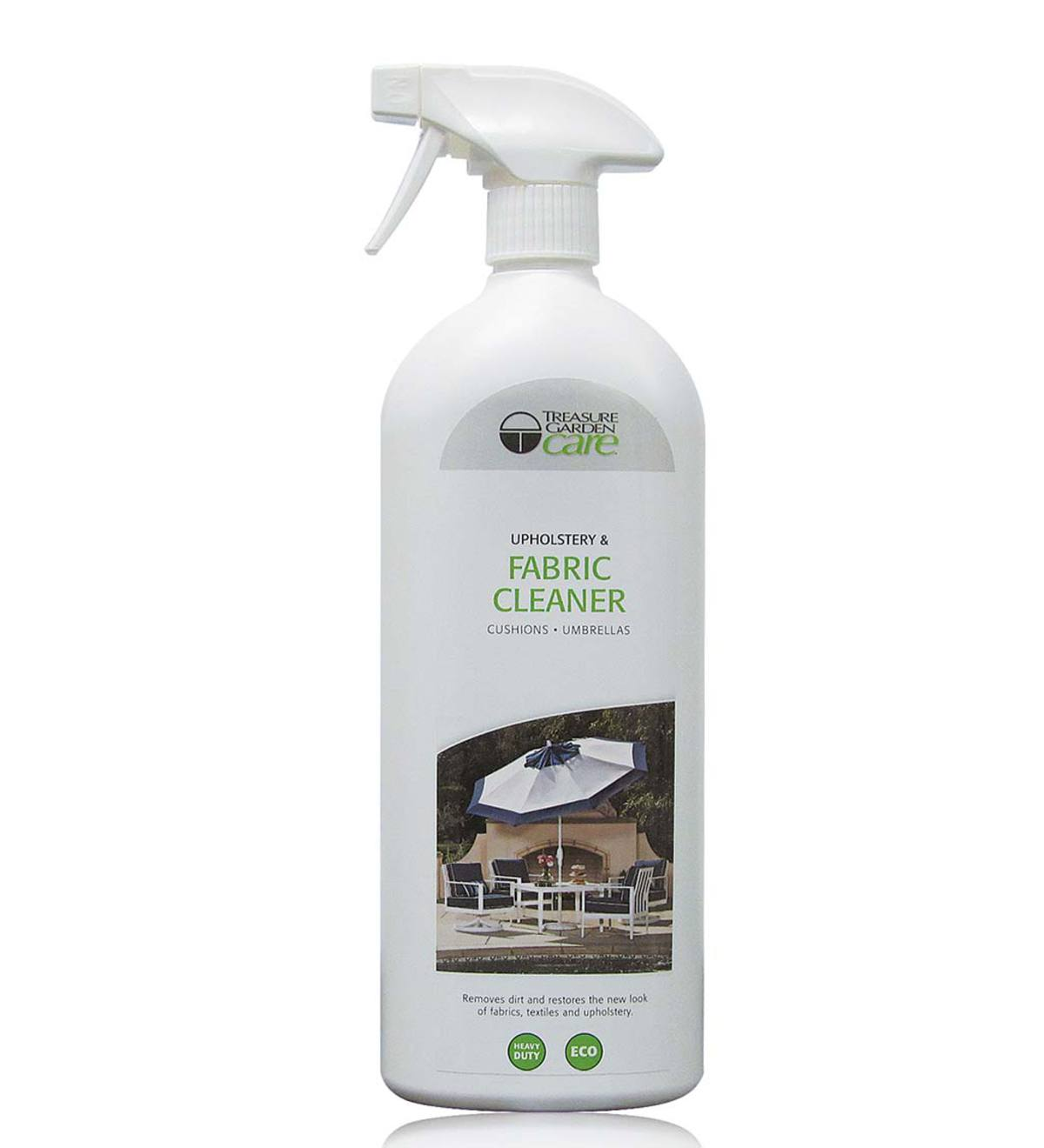 Outdoor Furniture Upholstery And Fabric Cleaner Plowhearth