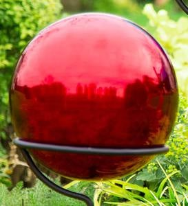 Small Gazing Ball Stand - Circle
