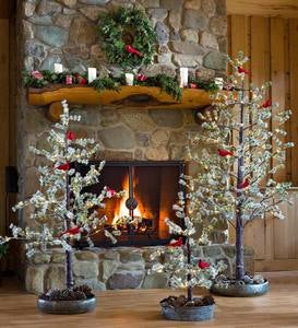 Cedar Mountain Holiday Evergreen Garland