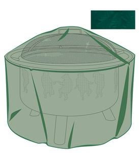 Outdoor Furniture All-Weather Fire Pit Cover