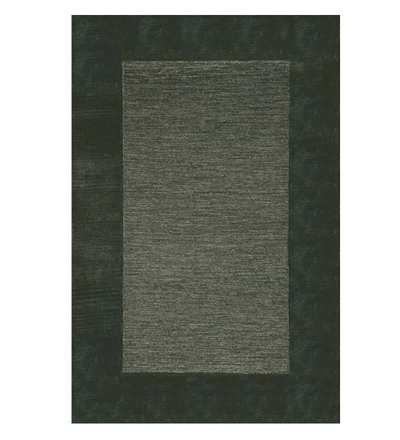 Madrid Banded Rectangular Hearth Rug, 2' x 4'