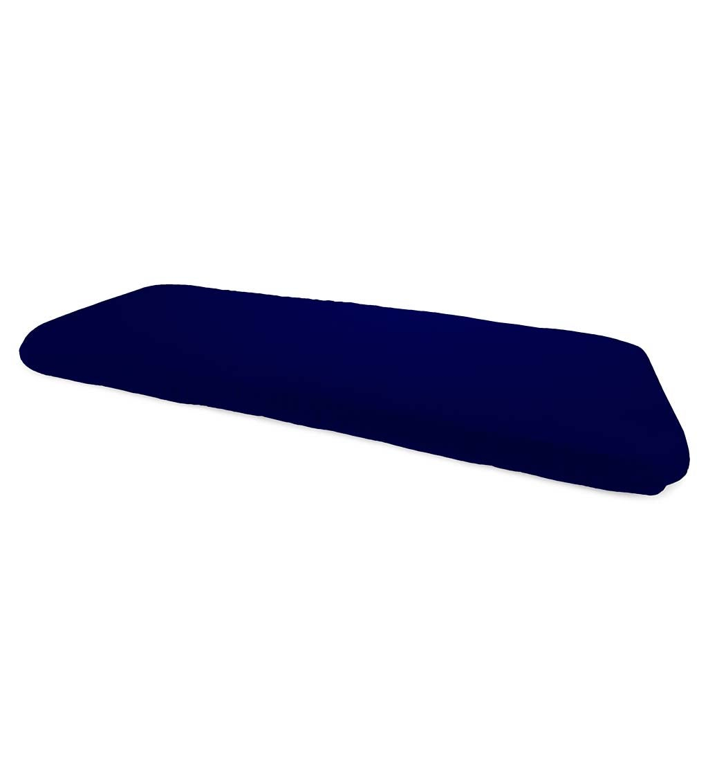 "Polyester Classic Chaise Cushion, 56""x 22½""x 4½"""