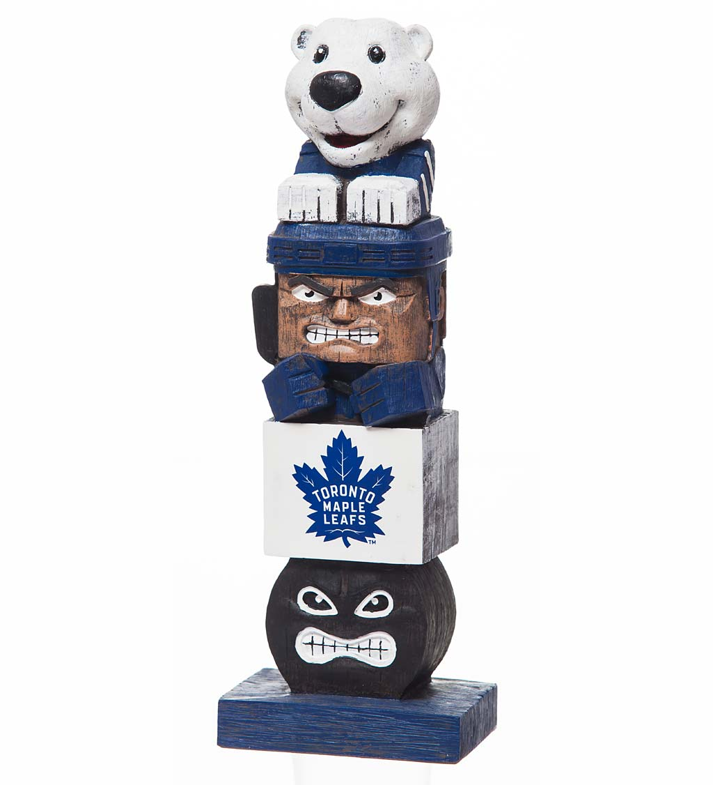 NHL Hockey Team Garden Statue