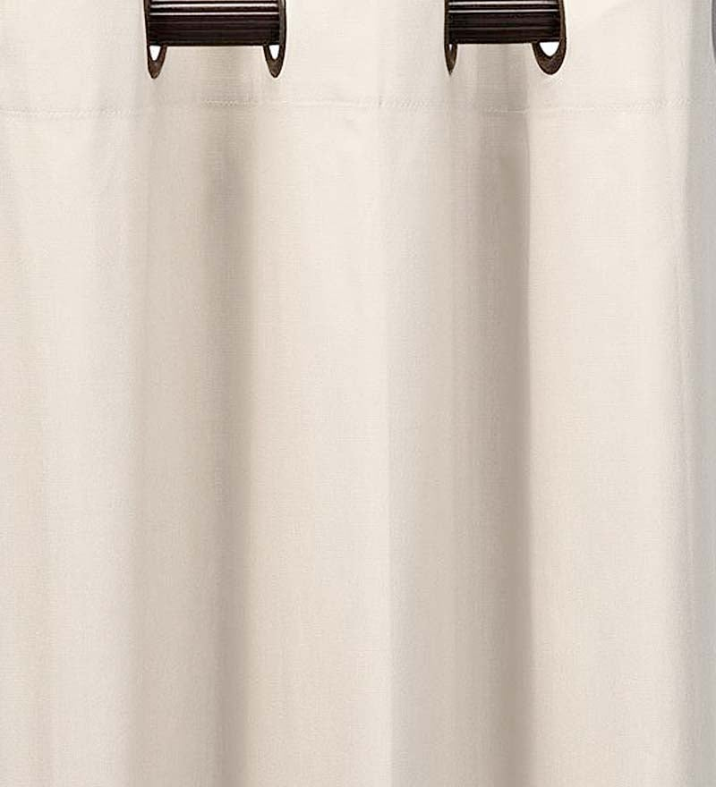 "63""L Thermalogic Energy Efficient Insulated Solid Grommet-Top Curtain Pair swatch image"