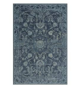 Charleston Medallion Performance Rug