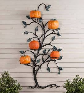 Hanging Tree Trellis with Pot Holders