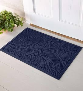 Waterhog Fern Doormat, 3' x 5'