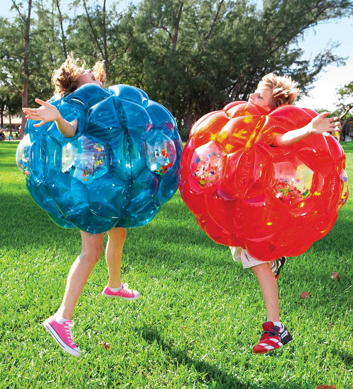 Bright Lights BBOP Inflatable Bouncing Ball