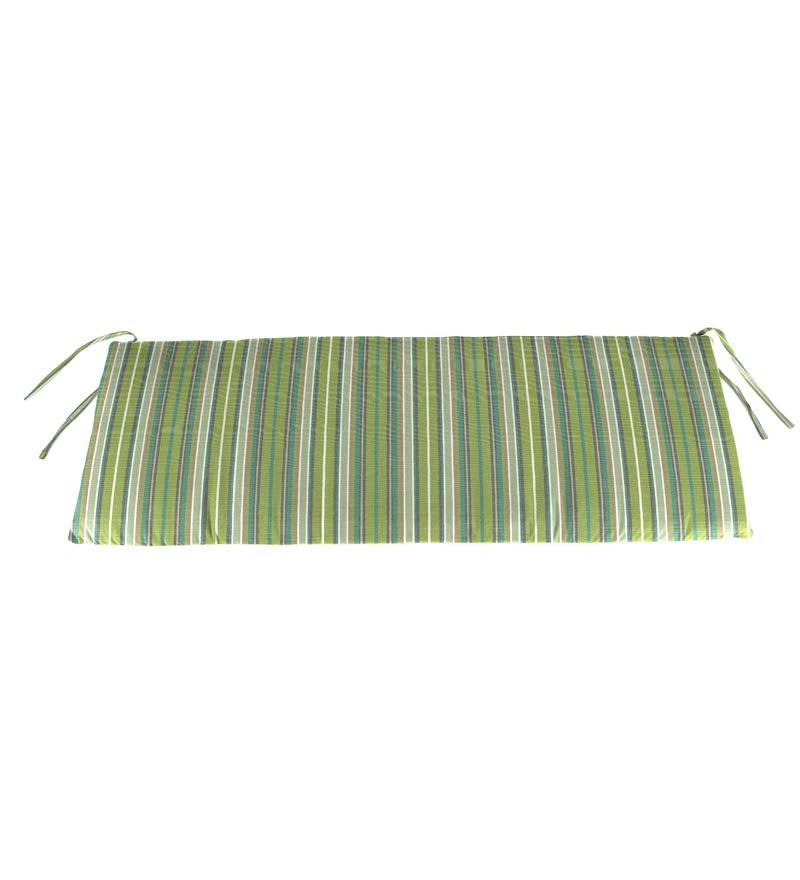 "Sunbrella Classic Swing/Bench Cushion, 54"" x 18½"" x 3"" swatch image"