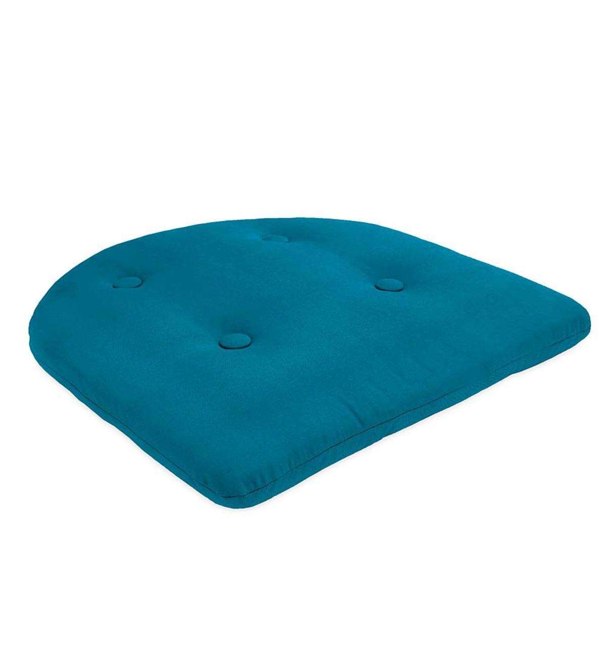Sunbrella® Classic Tufted Chair Cushion, 18½u201dx 18u201dx ...