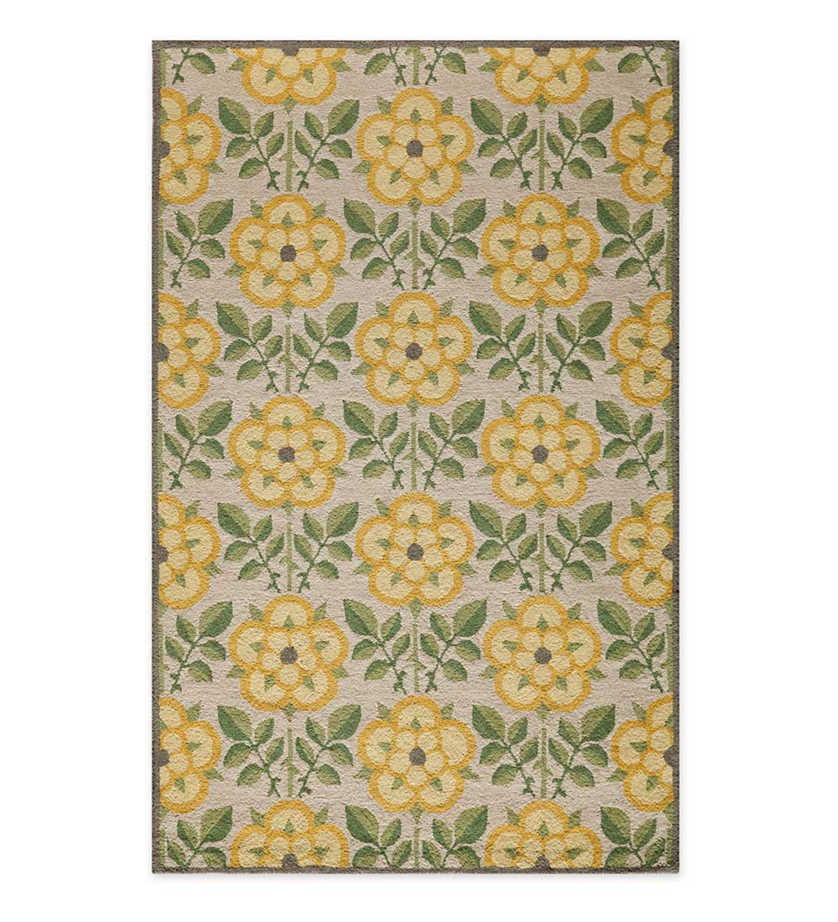 "Newport Averie Wool Runner, 2'3""x 8'"