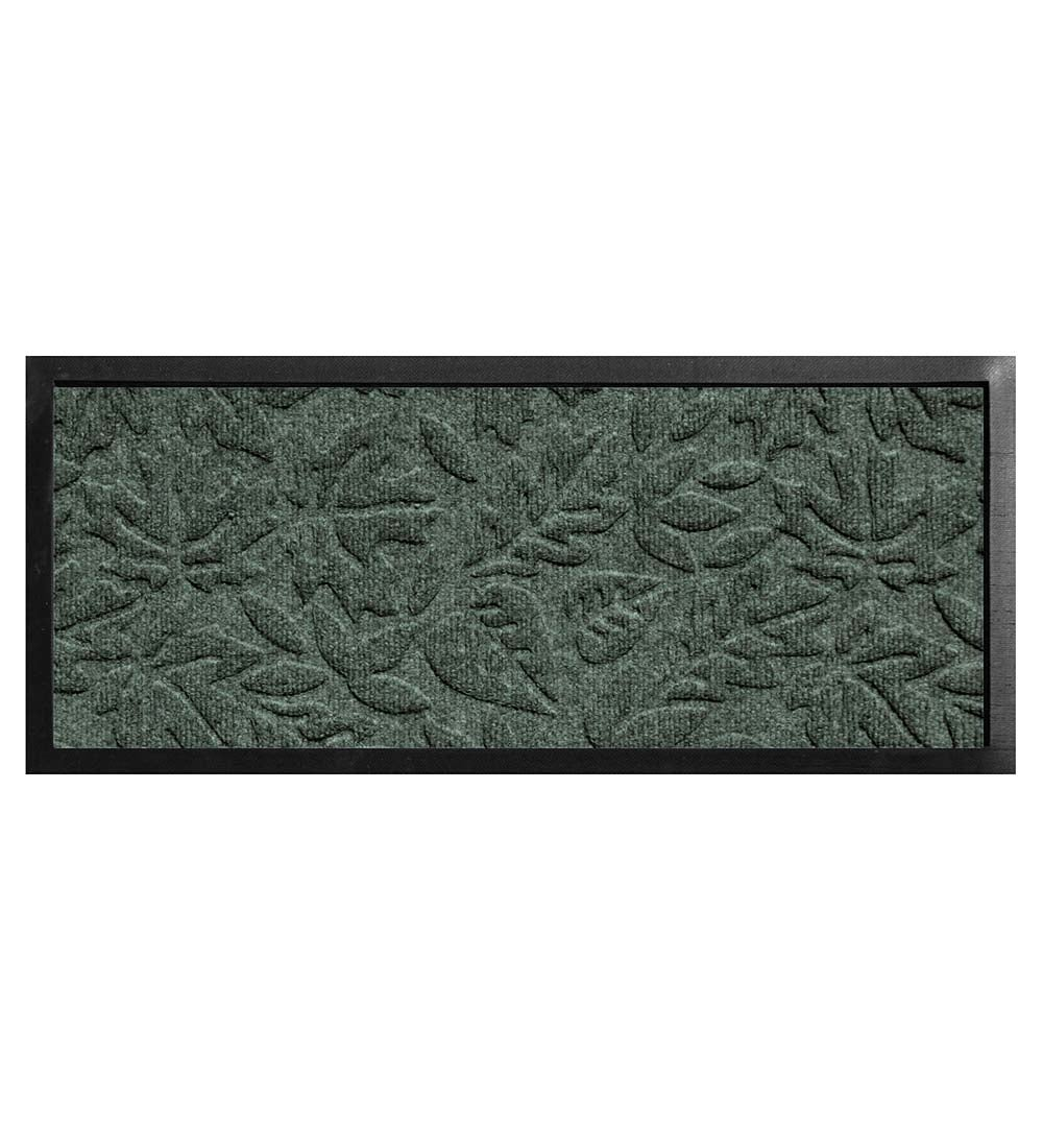 Waterhog™ Fall Day Boot Tray Mat with Rubber Border