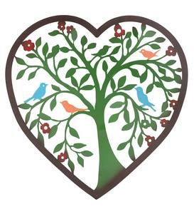 Heart Tree Wall Art