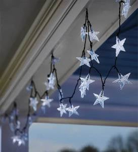 Solar Star String Lights