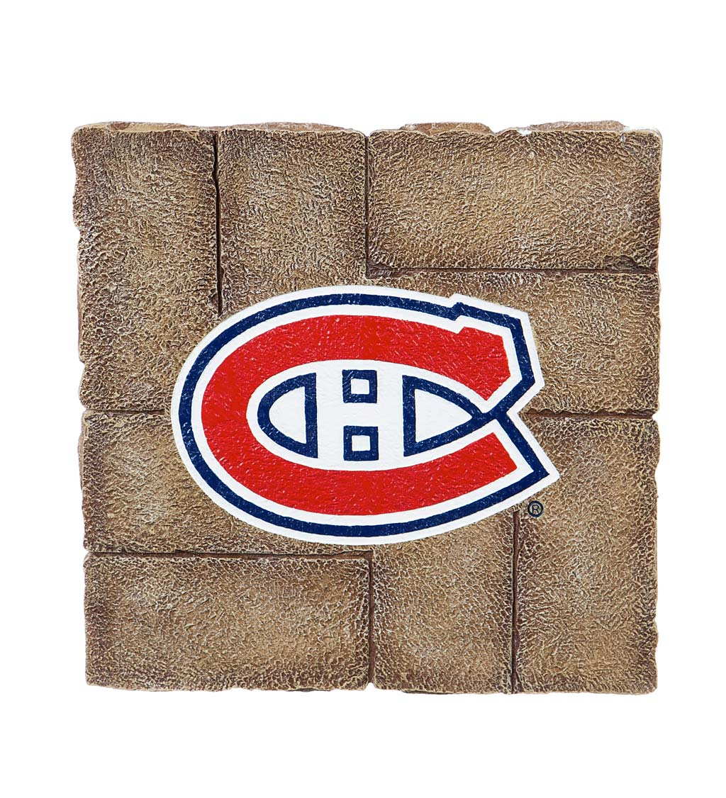 NHL Hockey Team Garden Stone Paver