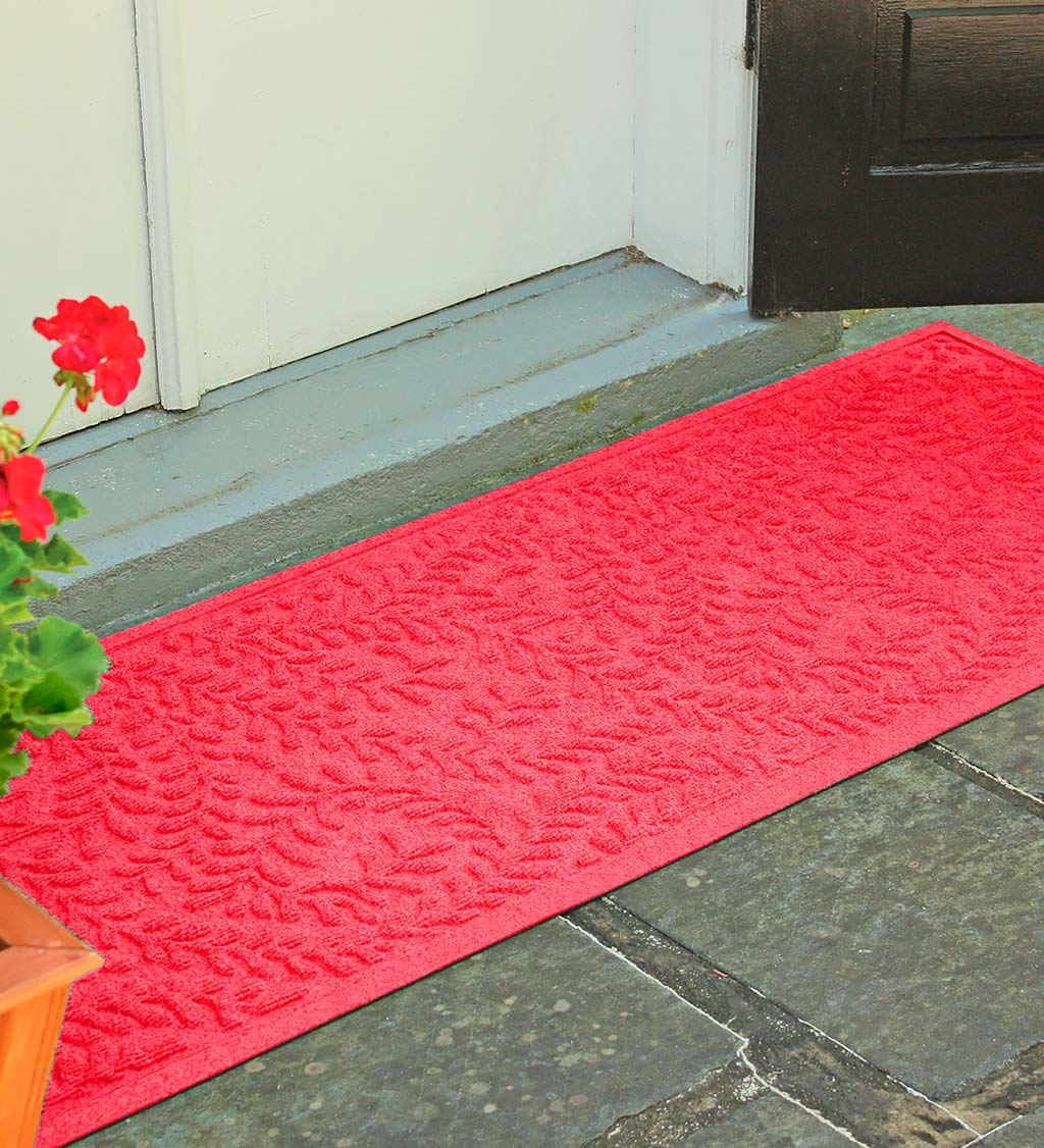 Waterhog Indoor/Outdoor Leaves Doormat