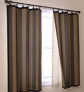 Easy Glide Bamboo Window Treatments