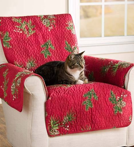 Pet Sofa Cover, Peaceful Pine