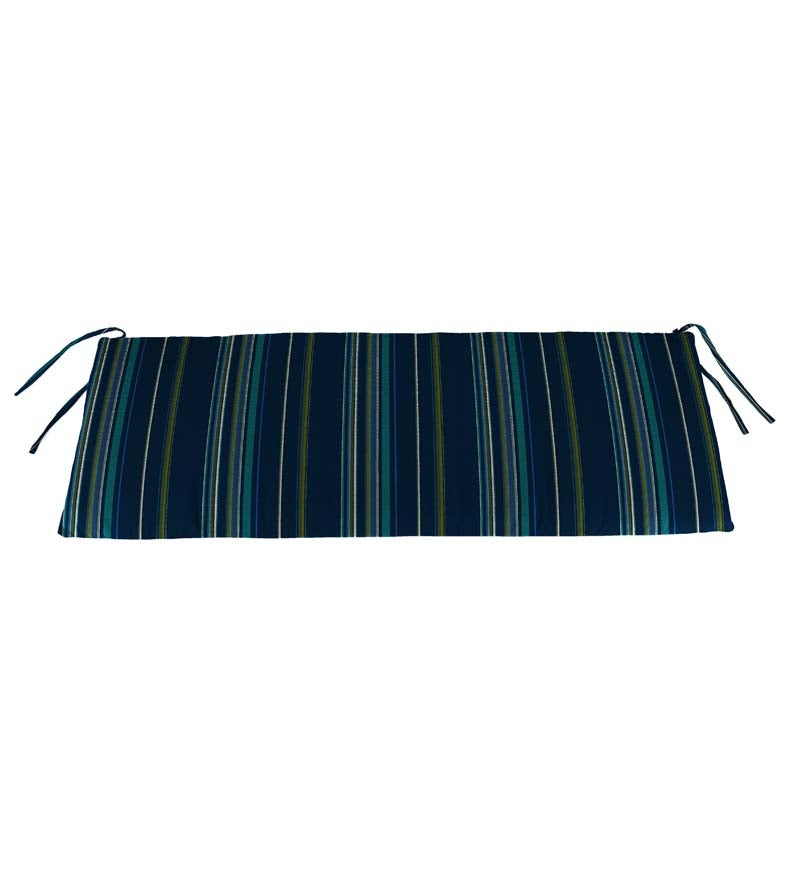 "Sunbrella Classic Swing/Bench Cushion, 57"" x 18¾"" x 3"" swatch image"