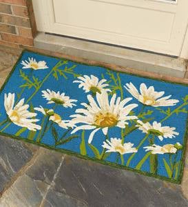 Daisies Indoor/Outdoor Accent Rug