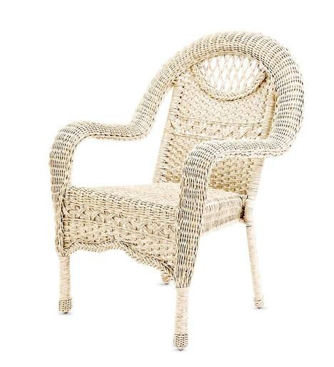 Prospect Hill Wicker Chair