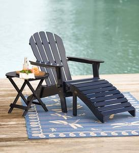 Wooden Adirondack Outdoor Furniture