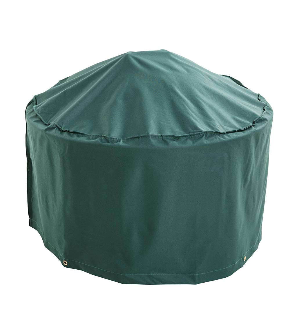Classic Outdoor Furniture All-Weather Fire Pit Cover