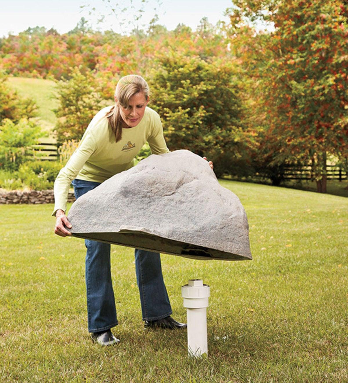Usa Made Medium Mock Rock 174 Maintenance Free Outdoor