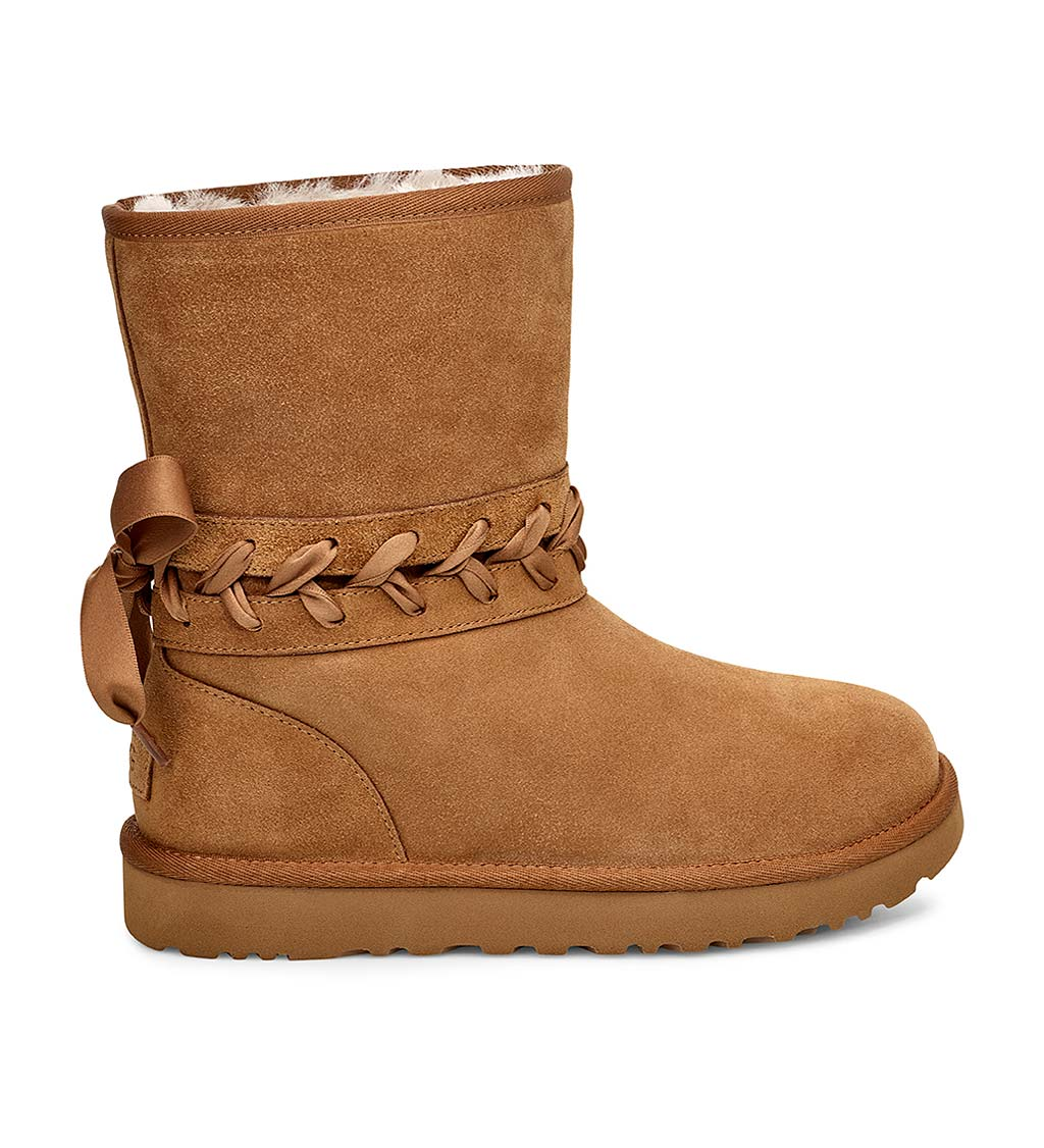 UGG Classic Lace Short Boots