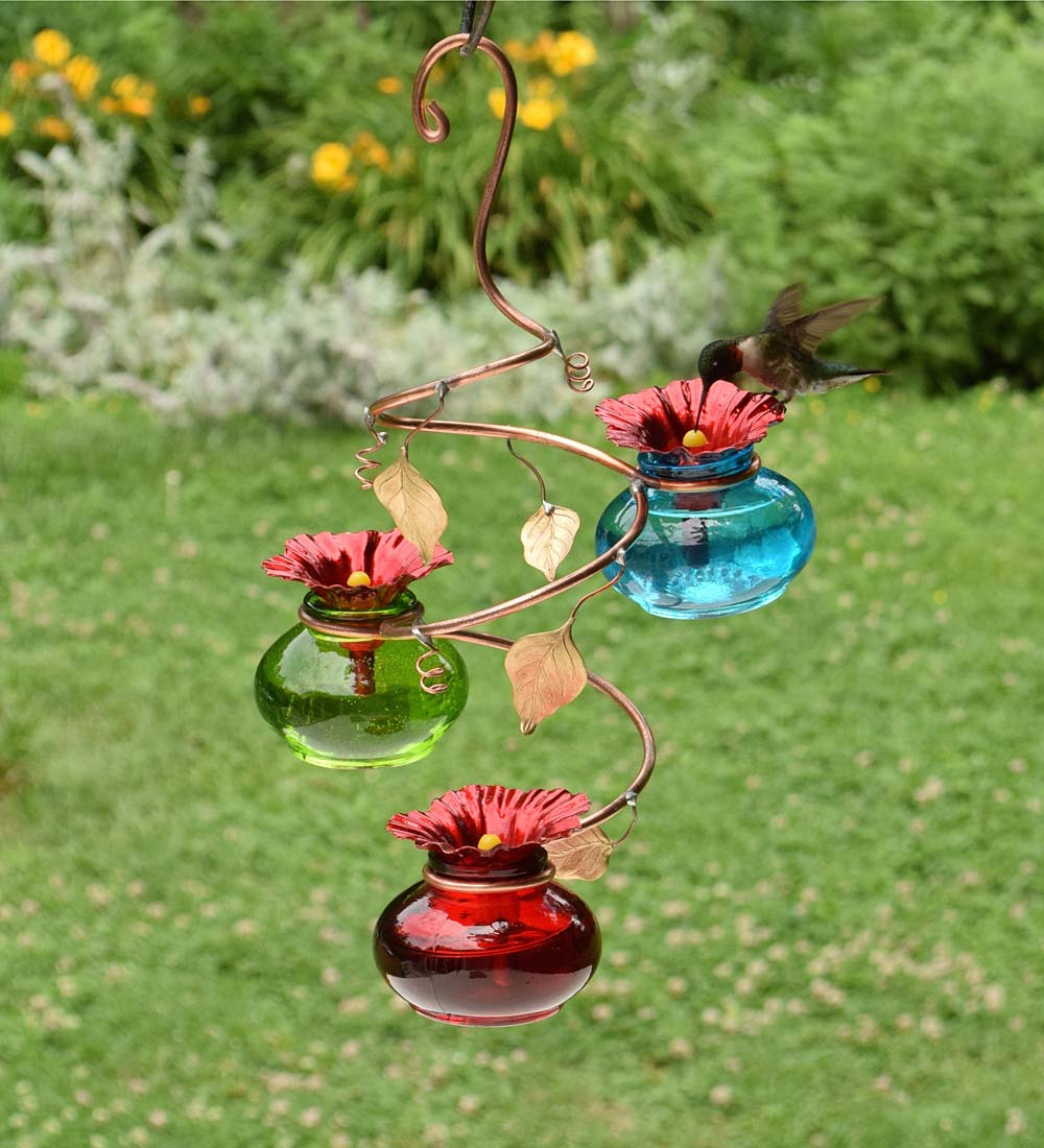 Vinester Multi Hummingbird Feeder