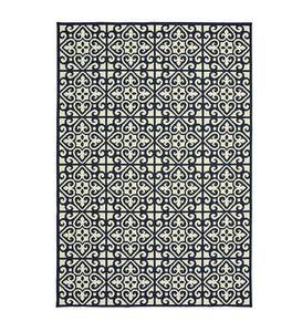 Marston Trellis Polypropylene Indoor/Outdoor Area Rug