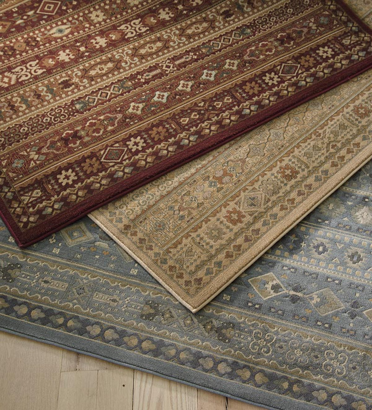 2' x 3' Bellehaven High-Performance Polypropylene Woven Rug