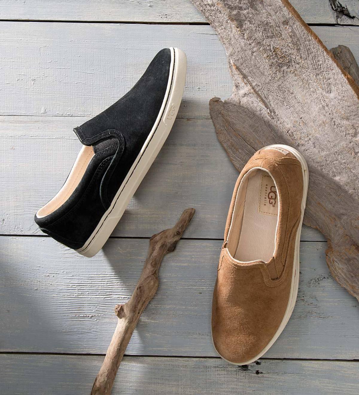 2adab4ec220 UGG Women's Fierce Slip-On Sneakers | PlowHearth
