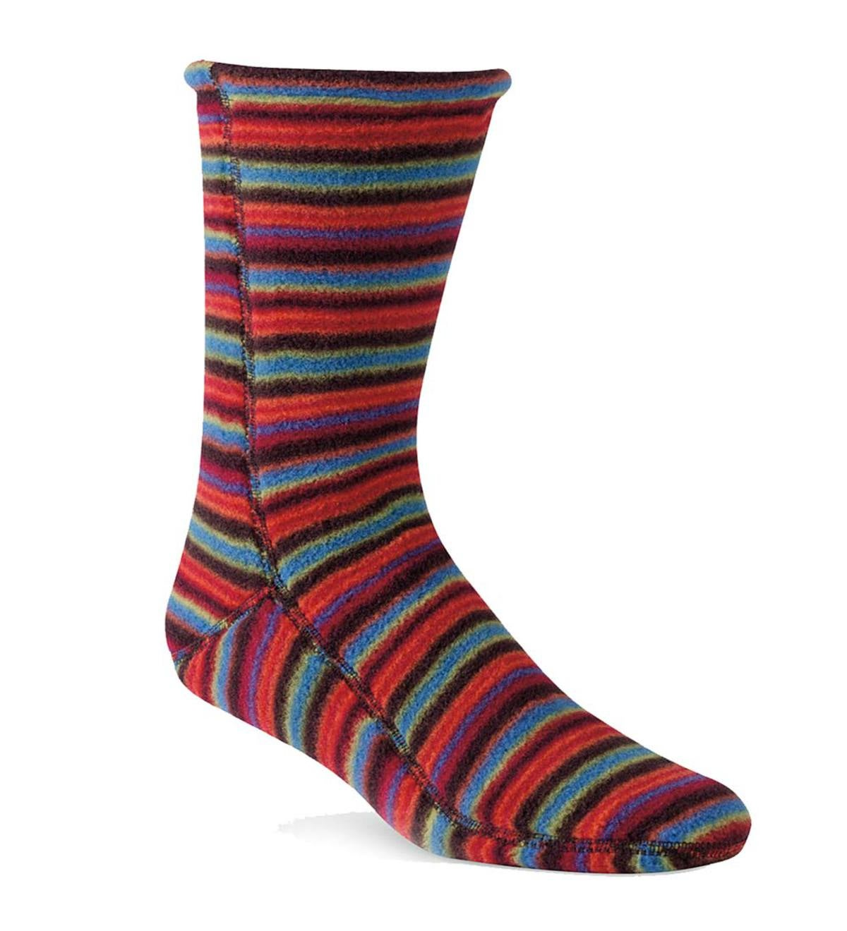 Sale! Acorn® Men's and Women's Fleece Socks In Fun Colors