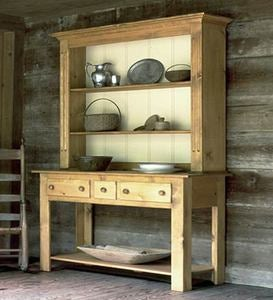 Welsh Open Hutch, Made In USA